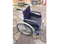 Wheelchair exryus self propelled