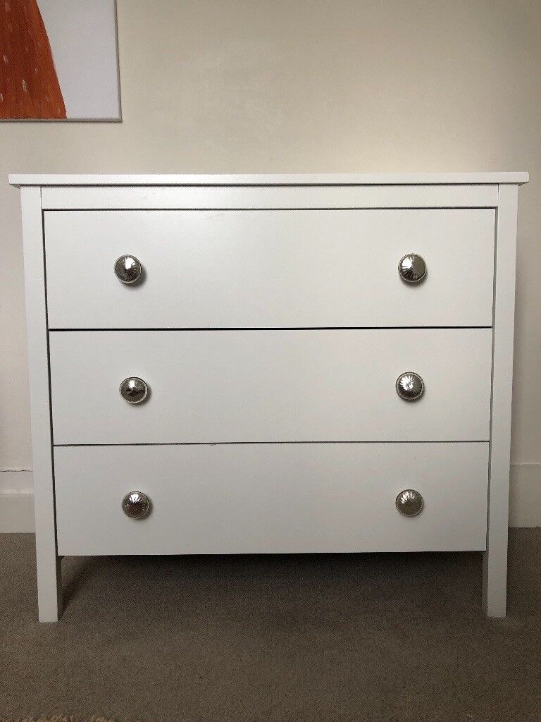 los angeles 56a12 ad953 Ikea Koppang chest of drawers with luxury handles | in Wandsworth, London |  Gumtree