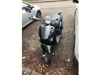 125cc mojito custom aprillia
