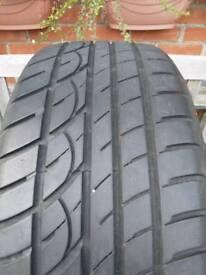 Summer tyre 205/50/17
