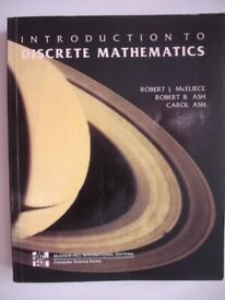 Introduction to Discrete Mathematics (textbook)
