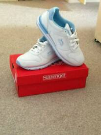 Womens slazenger trainers