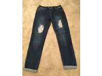 Brand new no tags girls jeans age 13