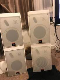 JBL CONTROL 5 Speakers x4