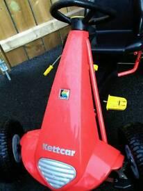 Kettler Kettcar Go Kart in excellent condition
