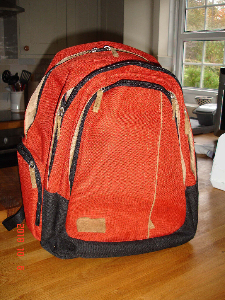 Timberland Earthkeepers backpack with compartment for laptop  0b2adcfbd