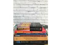 Substance misuse books