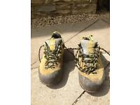 Salewa mountain shoes