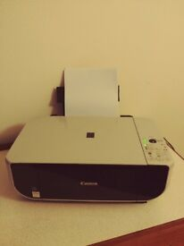 Canon PIXMA MP210 all in one printer scanner