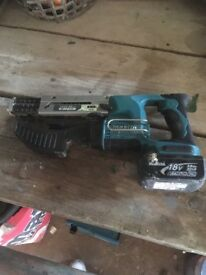Makita 18v screwgun