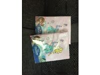 Frozen single duvet cover x2 brand new