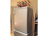 Silver Zanussi Electrolux under counter FREEZER FOR SALE good condition