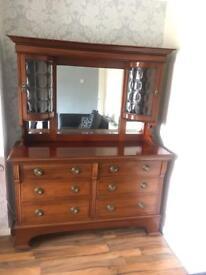 Stunning Edwardian dresser