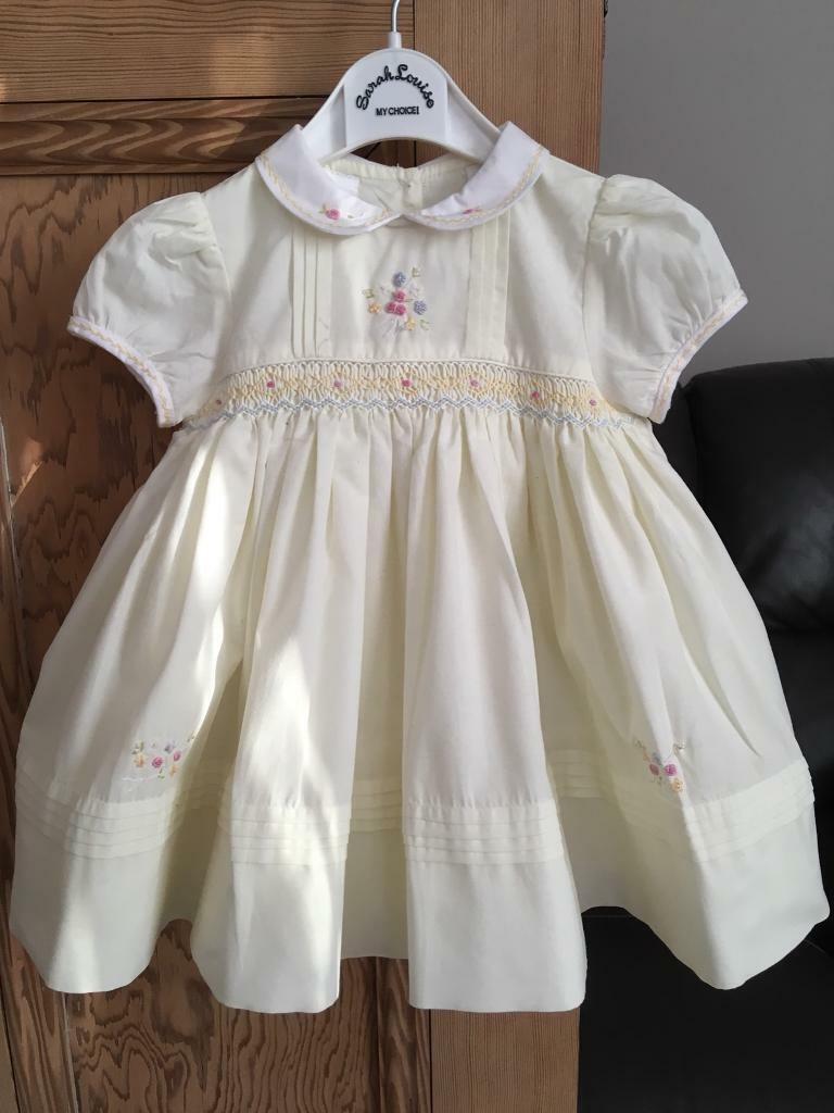 Sarah Louise Dress (approx 6 months)