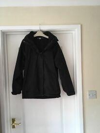 Boys coat age 11/12. Detachable fleece 2 in 1