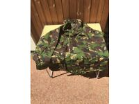 Camouflage jacket DPM