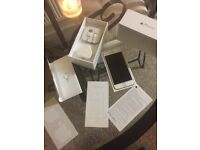 Excellent Condition Apple iPhone 16gb Gold - Unlocked Free New Leather Case