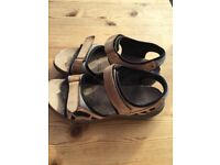 Romika Ladies Sandals. Size 39, fully adjustable. Worn but plenty of wear left. Can post or collect
