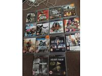 PS3 plus 15 great games