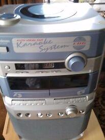 Goodmans karaoke system