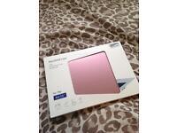 Rose Pink 13inch MacBook Air case ( brand new)