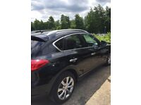 Infiniti EX37 AWD with Sport shift
