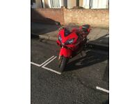 2001 Honda cbr600 f sport full service history loads of work done 1k recent receipts
