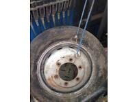 Ford transit wheel