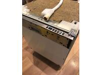 NEF integrated dishwasher for spares or repairs