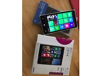 Nokia Lumia 830 like new with extra wallet cover