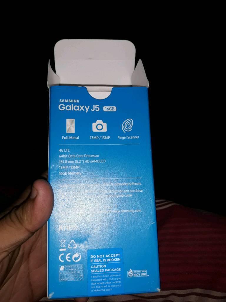 Samsung galaxy j5 2o17