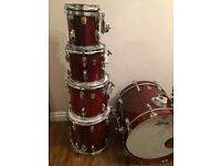 LUDWIG CLASSIC - 5 PIECE SHELLS