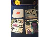 52 Records 12 inch vinyl job lot