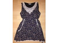 New Look size 14 floral summer dress