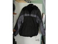 Men's Fleece lined Jacket Brand New Size Medium