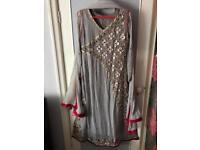 Pakistani designers wear party dress