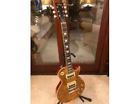 Vintage AFD 100 Paradise Les Paul style guitar as new