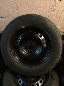 235 65 18 235 55 18 AVALANCE X TREME ,NOKIA NORDMAN WINTER TIRES ON RIMS 5X100 5X120 TOYOTA SUBARU BMW ACURA HONDA &MORE