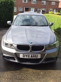 BMW 318D Excellent condition.MOT AND FULL SERVICE DONE THIS MONTH
