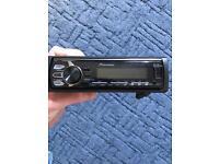 Car stereo - pioneer