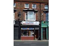 shop and flat for sale SMITHDOWN RD LIVERPOOL L74JF freehold