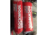 Rock wool sound insulation 3 packs
