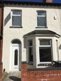 3 bed property to let in Dudley Street, Newport (off Corporation Road)