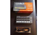 Novation Launch control for Launchpad