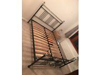 Kind size bed frame