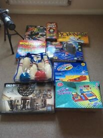 Job lot of toys/board games