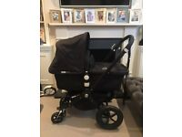 Bugaboo Cameleon 2 Travel System, very good condition, with footmuff and all extras