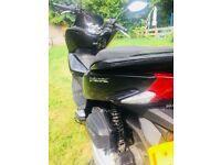 Honda PCX 125 Never driven for delivery Just personal used