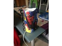 Spider-Man bedroom lamp