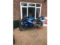 Kawasaki Zx9r e1 swap for enduro money ur way